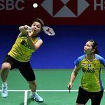 Fuzhou China Open: Greysia/Apriyani Juga Kalah, Ganda Putri Indonesia Habis