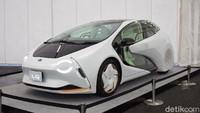 Ini Toyota LQ, Mobil Pintar yang Jago Kasih Perhatian ke Penumpangnya