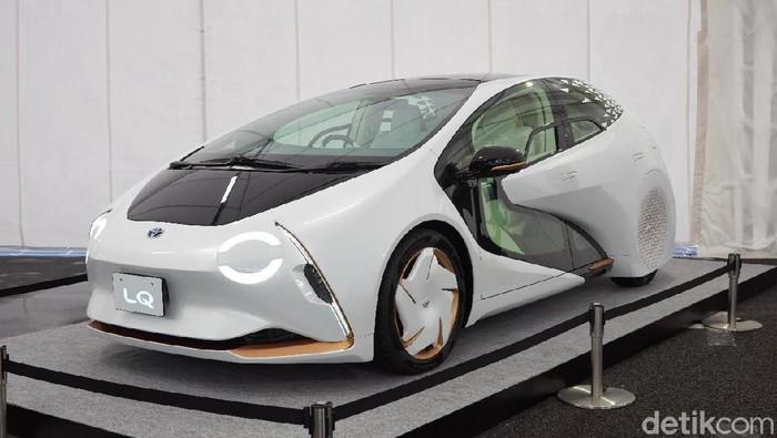 Mobil konsep Toyota LQ