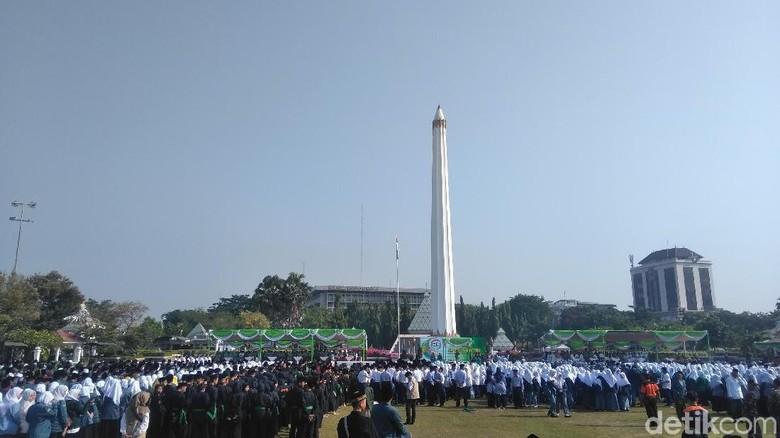 NU Minta Santri Ambil Peran dalam Kemajuan Kota Surabaya