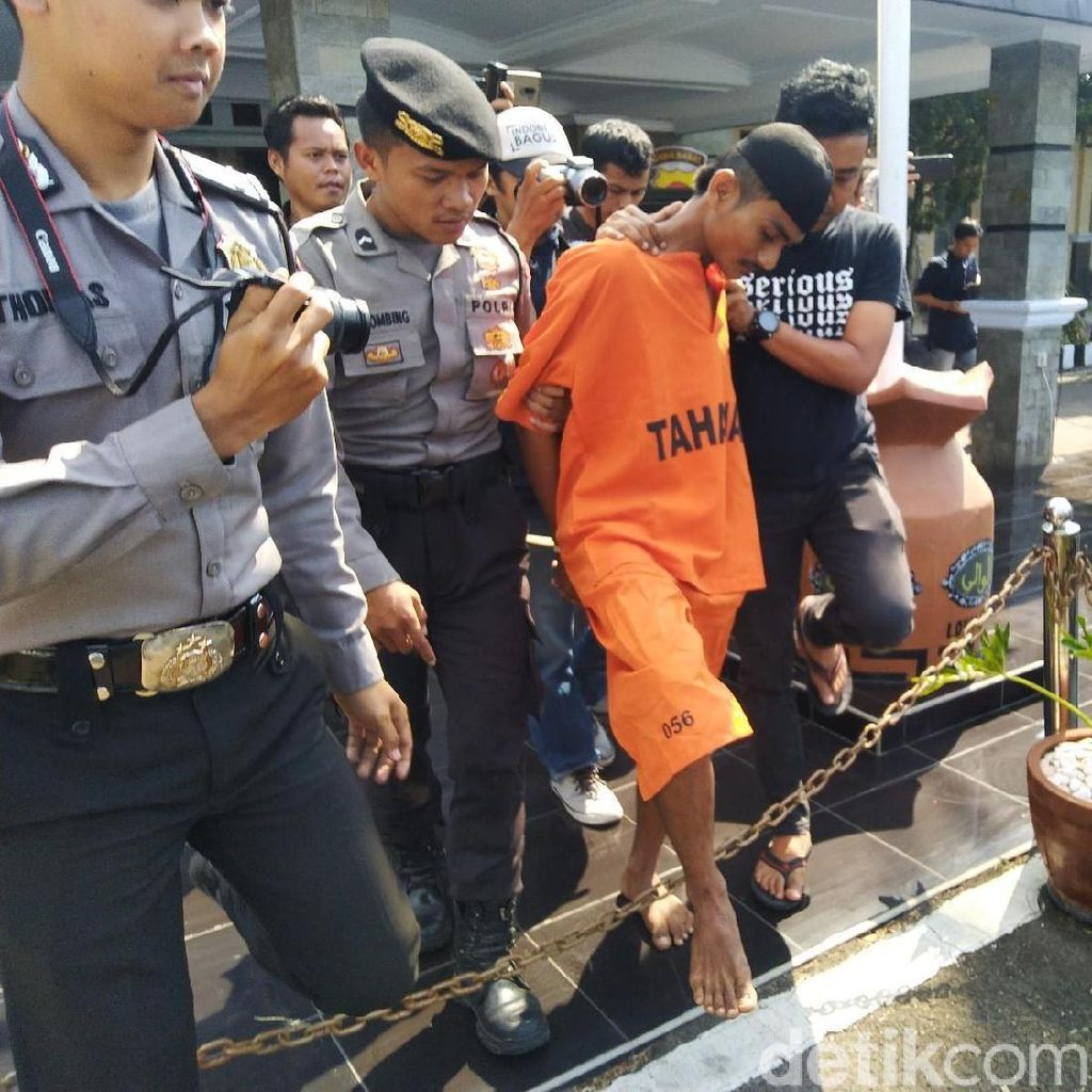 Balita Ciamis Tewas Dianiaya Ayah Tiri, Polisi: Kepala Korban Dipukul