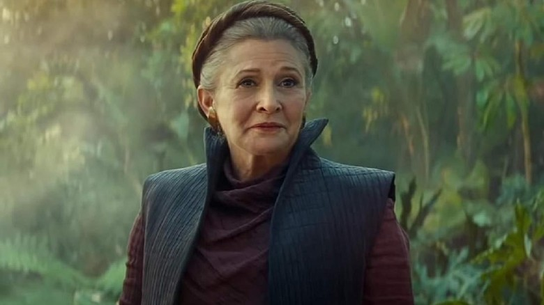 Foto: Leia in Star Wars The Rise of Skywalker. (imdb)