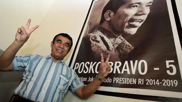 Jokowi: Dulu Juga Ada Menteri Agama dari TNI