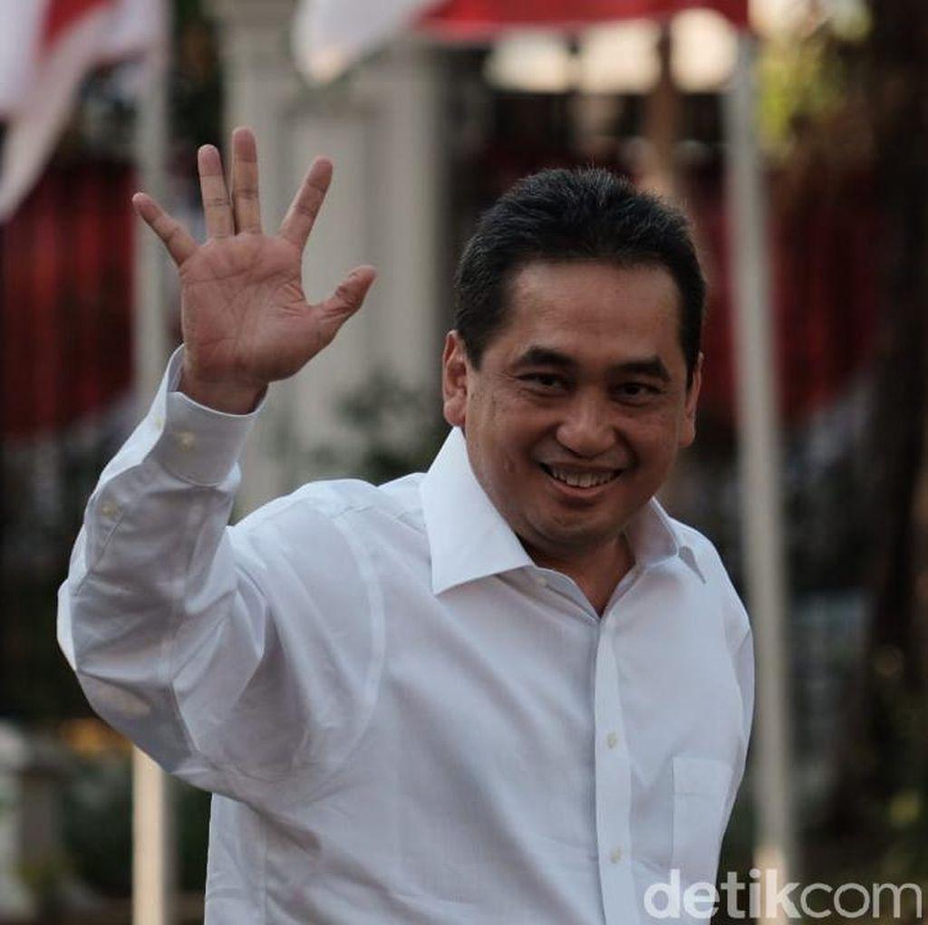 Politikus PKB Agus Suparmanto Calon Menteri Perdagangan?