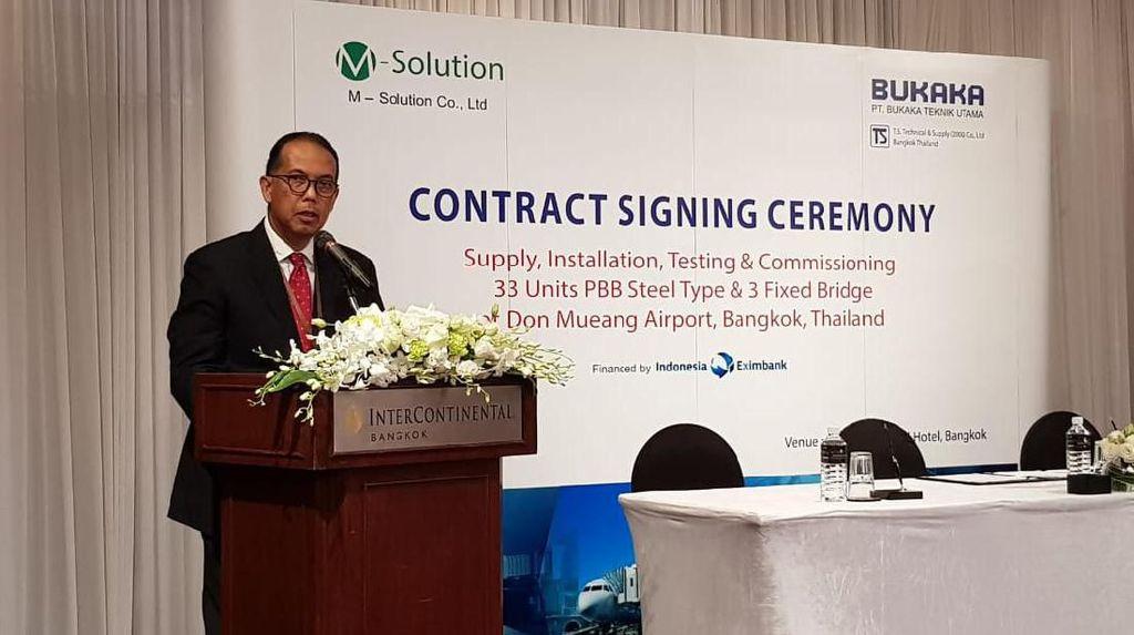 LPEI Biayai Perusahaan Indonesia Ekspor Garbarata ke Thailand