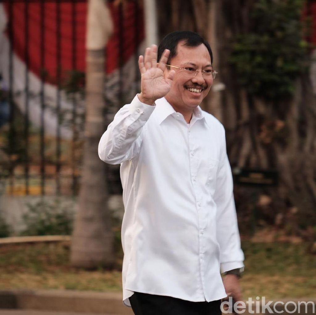 Kepala RSPAD dr Terawan Temui Jokowi, Calon Menkes?