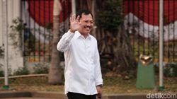 Diumumkan Jadi Menkes Baru, Ini Tugas dari Jokowi untuk dr Terawan