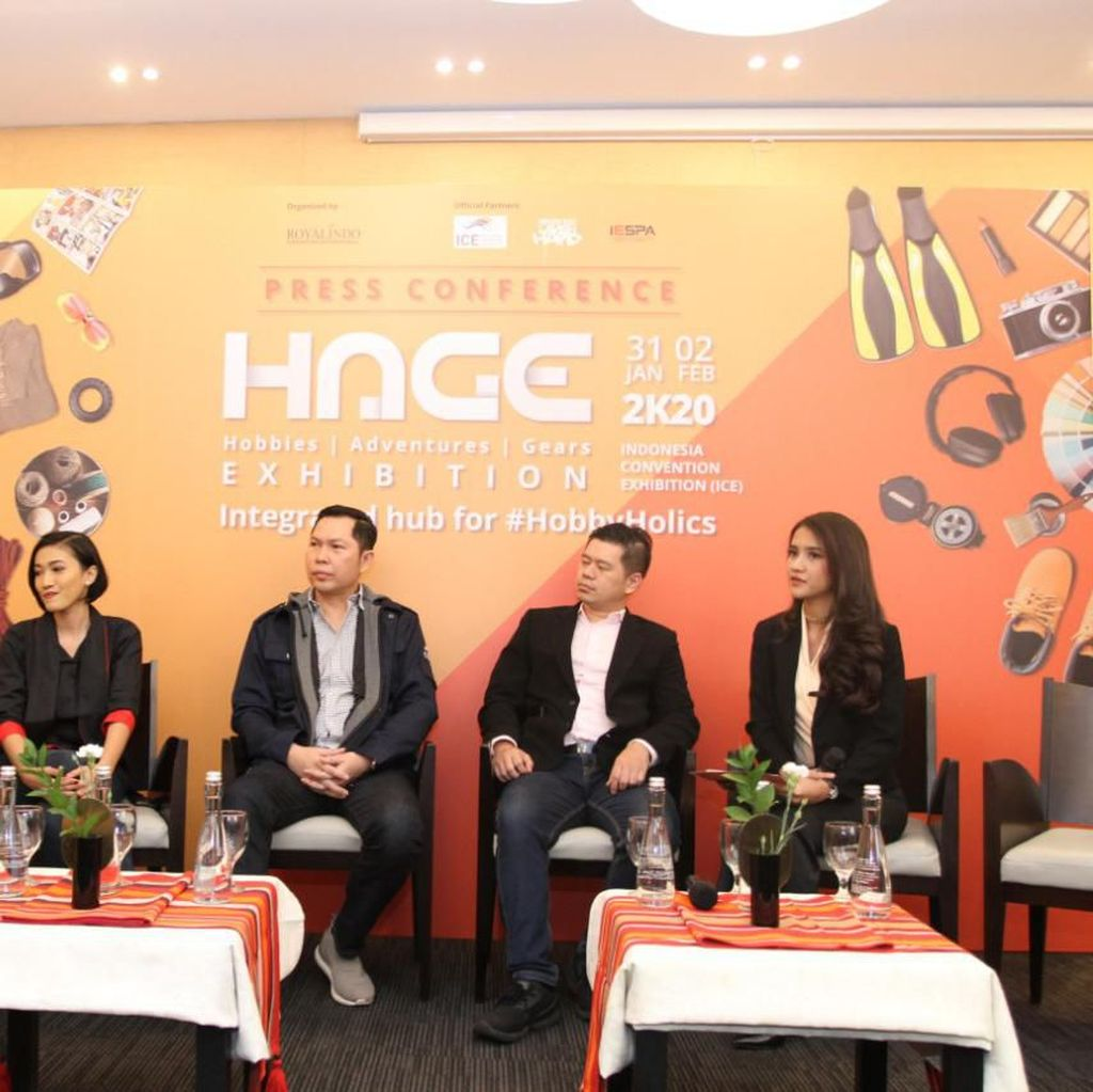HAGE 2020, Pameran Hobi Terbesar dan Terlengkap Buat HobbyHolics