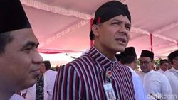Gubernur Ganjar: Saya Kemarin Diundang ke Istana, Tapi...