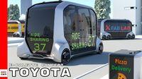Toyota e-Pallete