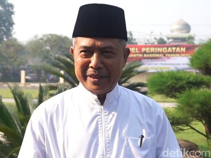 Ketua Muhammadiyah Kabupaten Mojokerto M Ghobir (Foto: Istimewa)