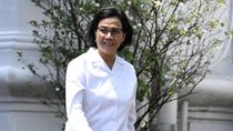 Video Sri Mulyani Usai Bertemu Jokowi, Akan Jadi Menkeu Lagi