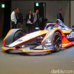 Mobil Formula E Nissan Lahir di Tokyo
