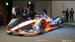 Yang Belum Tau Mobil Formula E, Ini Dia Aksinya