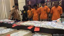 Bandar Setengah Juta Pil Koplo yang Dikendalikan Napi Lapas Madiun Dibekuk
