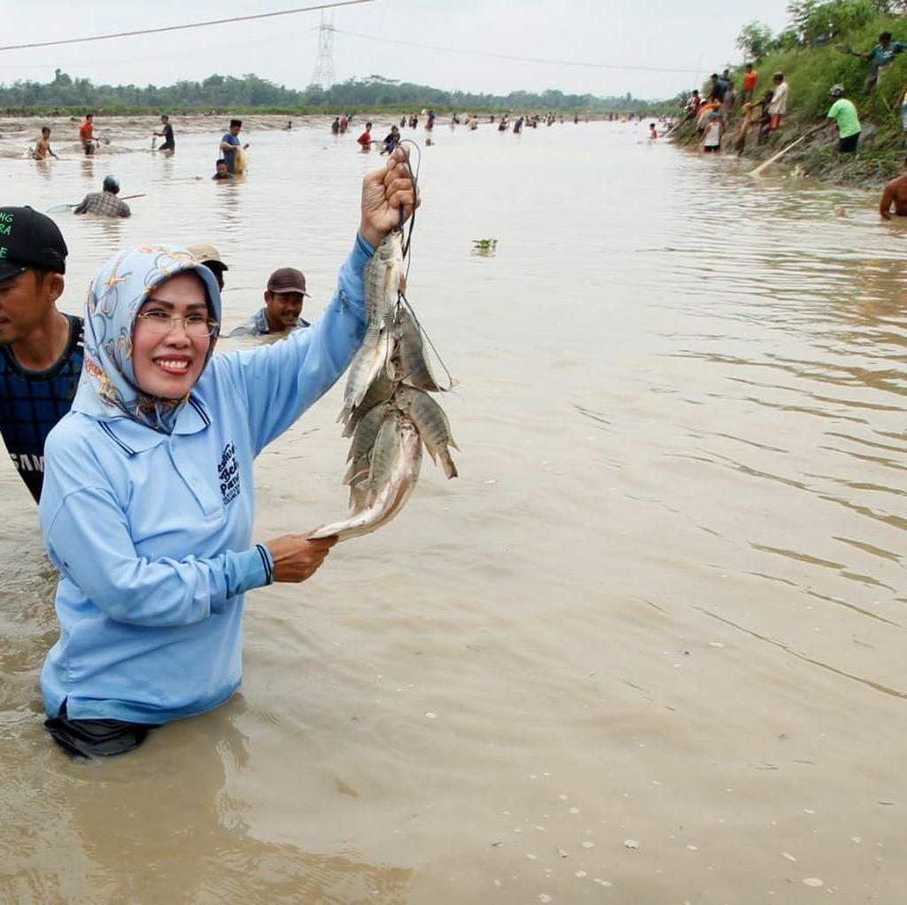Ultah Serang ke-493, Warga Bakal Ramai-ramai Tangkap Ikan