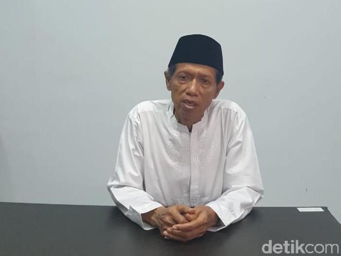 Ketua MUI Kabupaten Gresik KH M. Mansoer Shodiq (Foto: Istimewa)