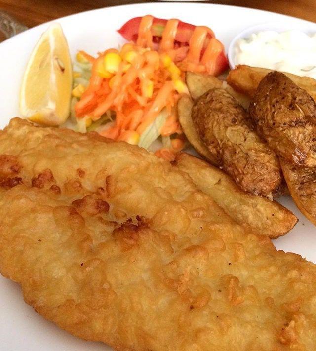Fish and chips murah dan enak di Jakarta