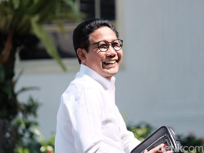 Abdul Halim Iskandar (Andhika/detikcom)