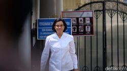 Sri Mulyani: Kehormatan Bisa Bantu Presiden Bangun RI Bebas Korupsi