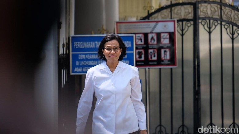 Jokowi Ganti 4 Nomenklatur, Sri Mulyani: Sudah Diantisipasi agar Cepat