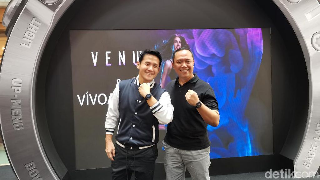 Garmin Kenalkan Vivomove3 Awal November, Harganya?