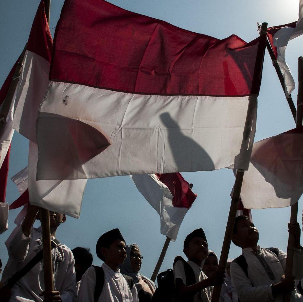 Intip Meriahnya Perayaan Hari Santri Nasional di Berbagai Wilayah