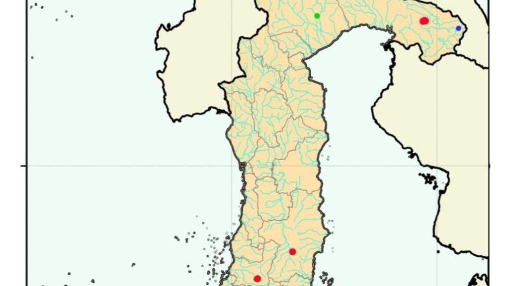 BMKG: Ada 3 Titik Panas di Sulsel yang Punya Potensi Kebakaran
