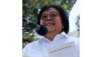 Siti Nurbaya Kembali Jadi Menteri LHK