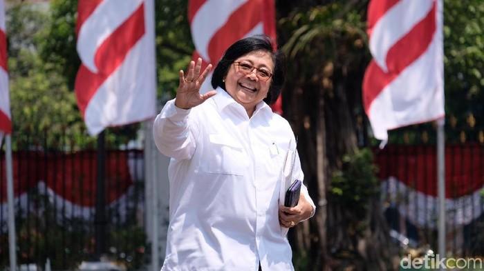 Siti Nurbaya tiba di Istana.