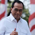 Profil Budi Karya, Bertahan Jadi Menhub Jokowi