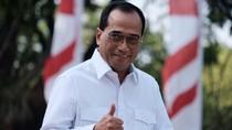 Jadi Menhub Lagi, Budi Karya Diminta Jokowi Percepat LRT dan MRT