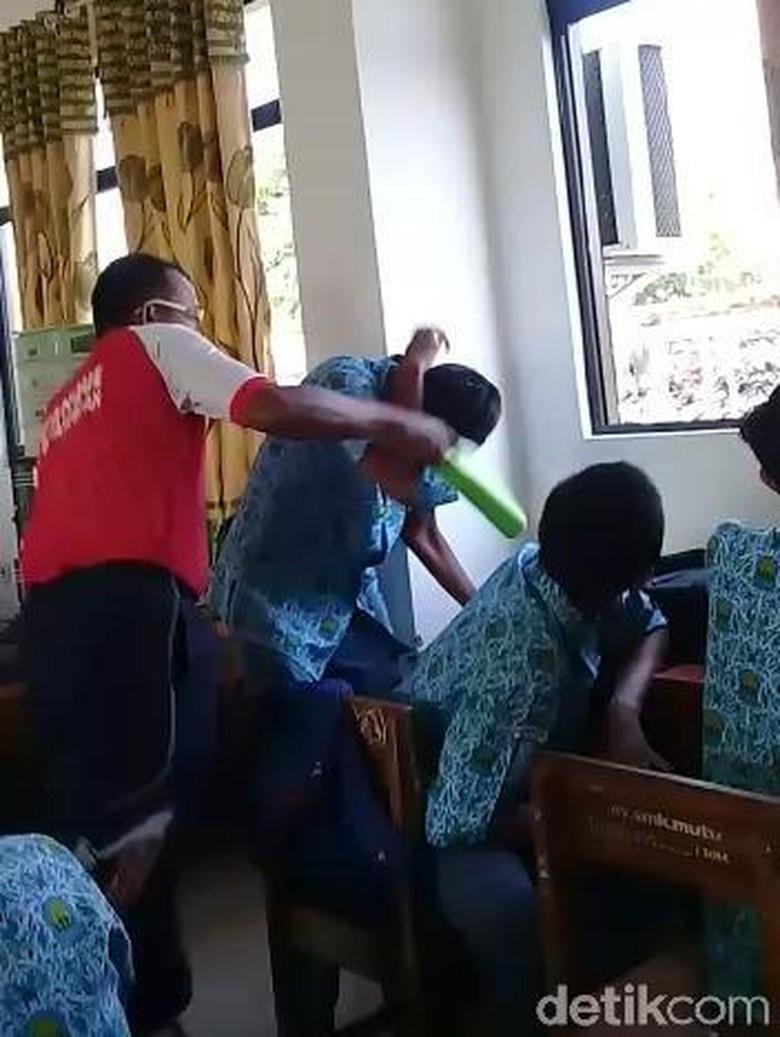 Mengaku Salah, 13 Murid SMK di Pasuruan Tak Melawan Saat Ditampar Guru