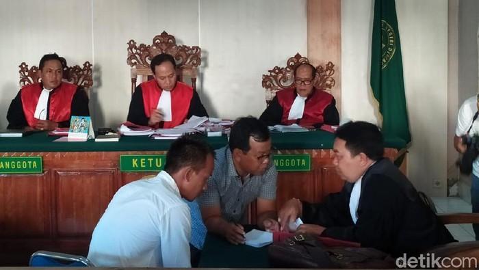 Jay Kumar Tamang (27) divonis 9 tahun penjara terkait kasus sabu (Aditya Mardiastuti/detikcom)