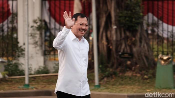 dr Terawan (Andhika Prasetia/detikcom)