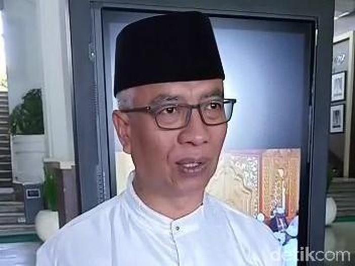 Ketua PCNU Kota Malang Dr Isroqunnajah (Foto: Muhammad Aminudin)