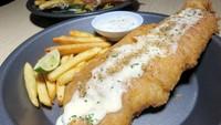 Resep Ikan Dori Fillet: Olahan dan Cara Membuatnya