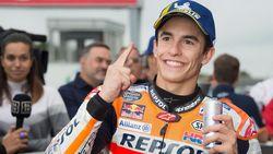 Marquez Akan Pastikan Honda Raih Triple Crown di MotoGP Valencia