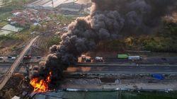 Warga Terdampak Kebakaran Pipa Pertamina Tuntut Ganti Rugi