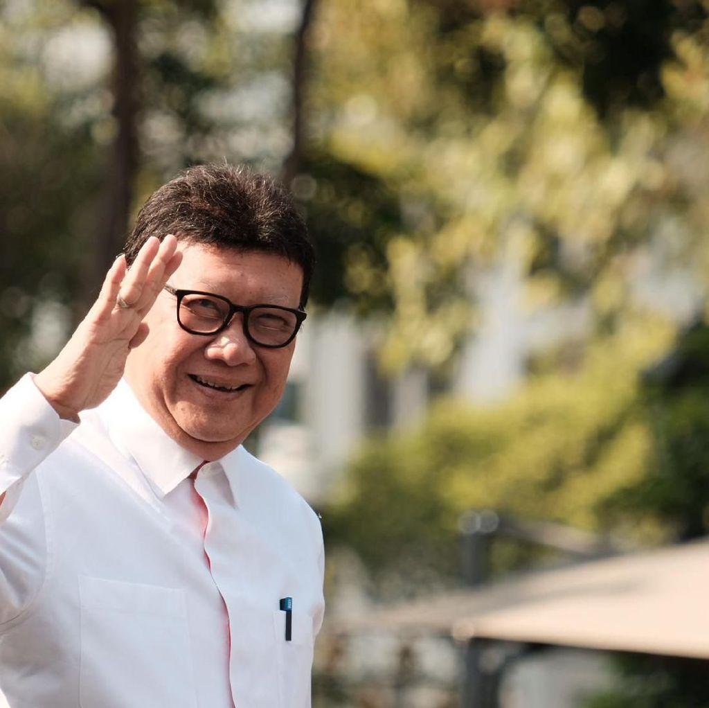 Tjahjo Kumolo Kembali Masuk Kabinet Jokowi, Jadi Menteri Apa?
