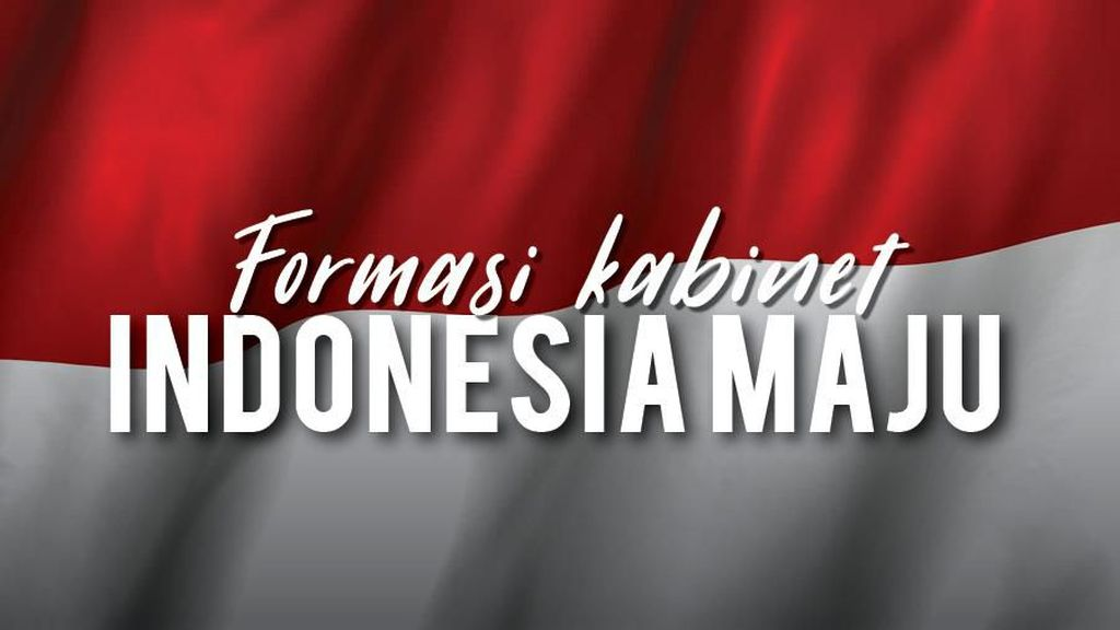 Infografis Kabinet Indonesia Maju Jokowi-Maruf Amin