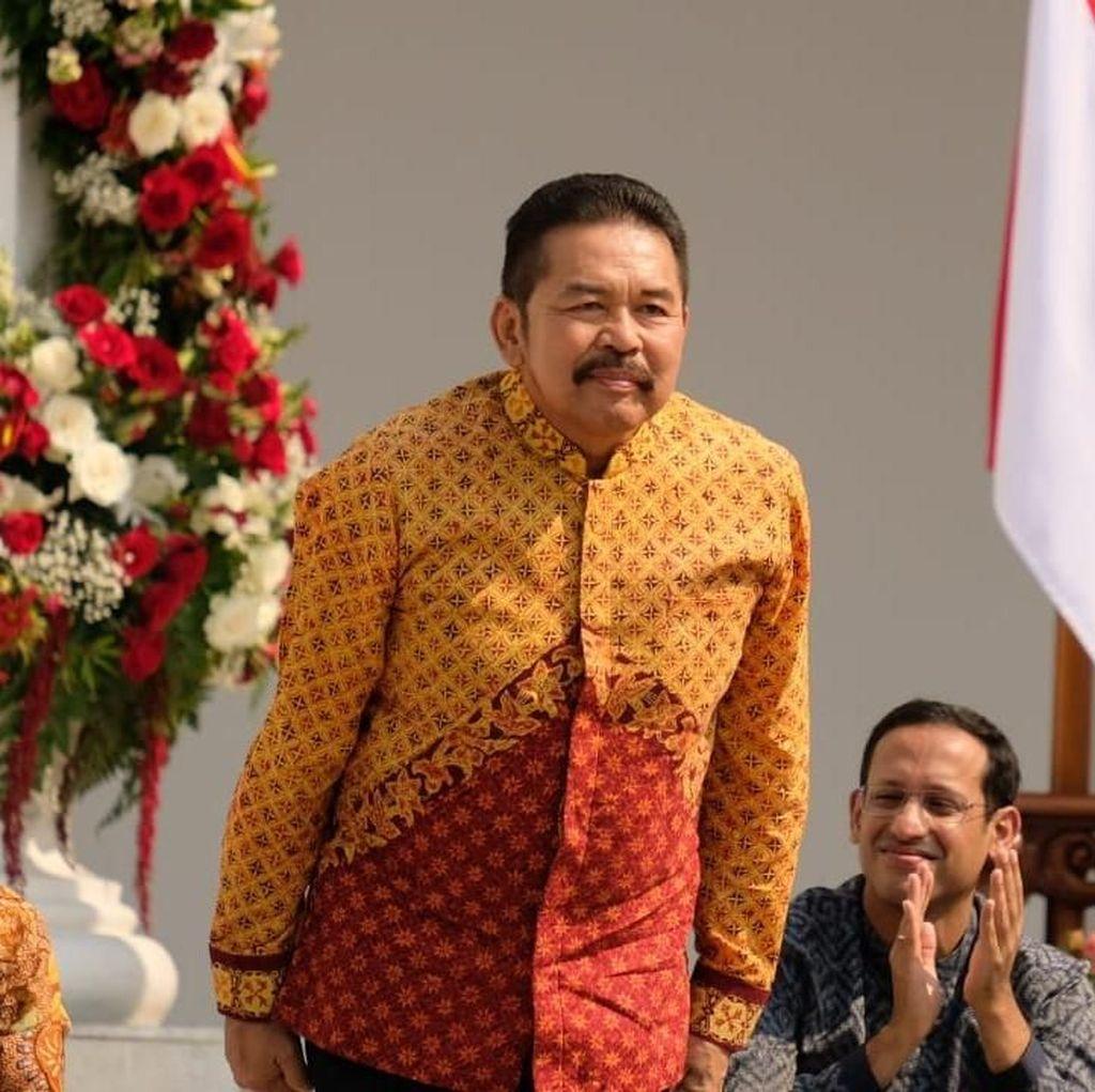 Rekam Jejak ST Burhanuddin, Dari Kajari Bangko hingga Jaksa Agung