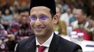 Raker Bareng DPR, Nadiem Ungkap Alasan Jokowi Memilihnya Jadi Mendikbud