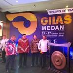 Buka GIIAS, Gubernur Edy Bicara Peluang Industri Otomotif di Sumut
