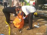 Mayat Pria di Tol Pandaan Itu Ternyata Driver Online