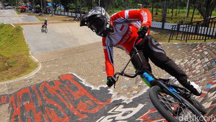 Banyuwangi International Bicycle Motocross dilangsungkan akhir bulan ini. (Ardian Fanani/detikSport)