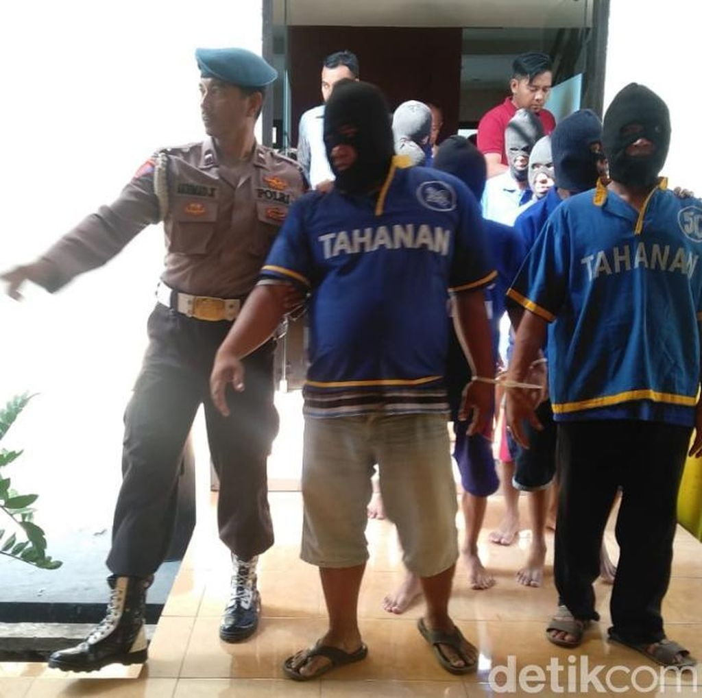 Dua Wartawan di Pasuruan Edarkan Sabu Karena Terlilit Utang