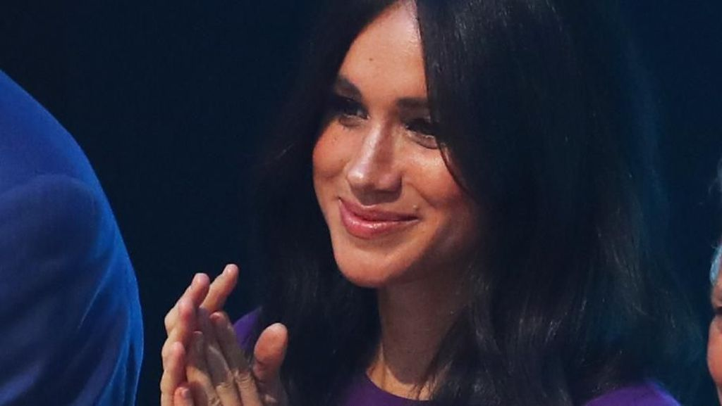 Senyum Lega Meghan Markle Usai Blak-blakan di Video Dokumenter