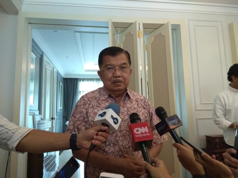 Bom di Medan, JK Bicara Pentingnya Kampus Ajarkan Islam Moderat