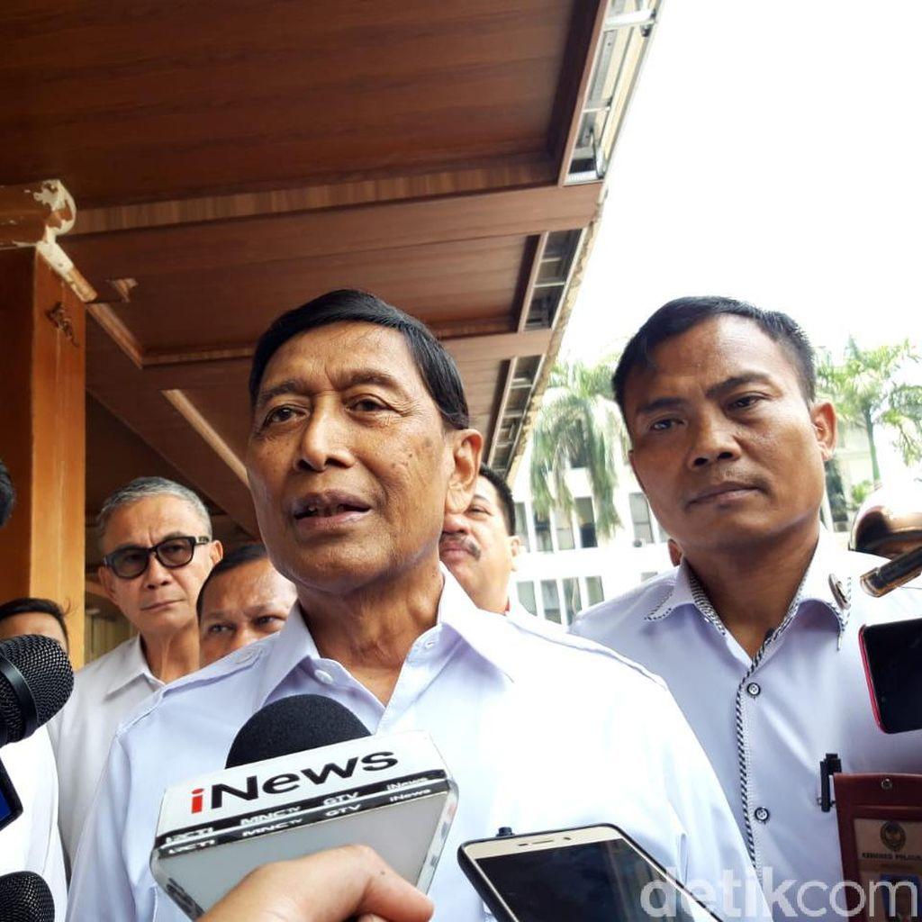 Mahfud Md Menko Polhukam, Wiranto: Saya Senang, Pengetahuannya Luas